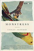 Cover image of Lysley Tenorio's book, Monstress
