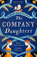 Book cover photo: The Company Daughters, by Samantha Rajaram