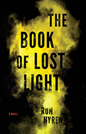 Book cover photo: The Book of Lost Light, by Ron Nyren